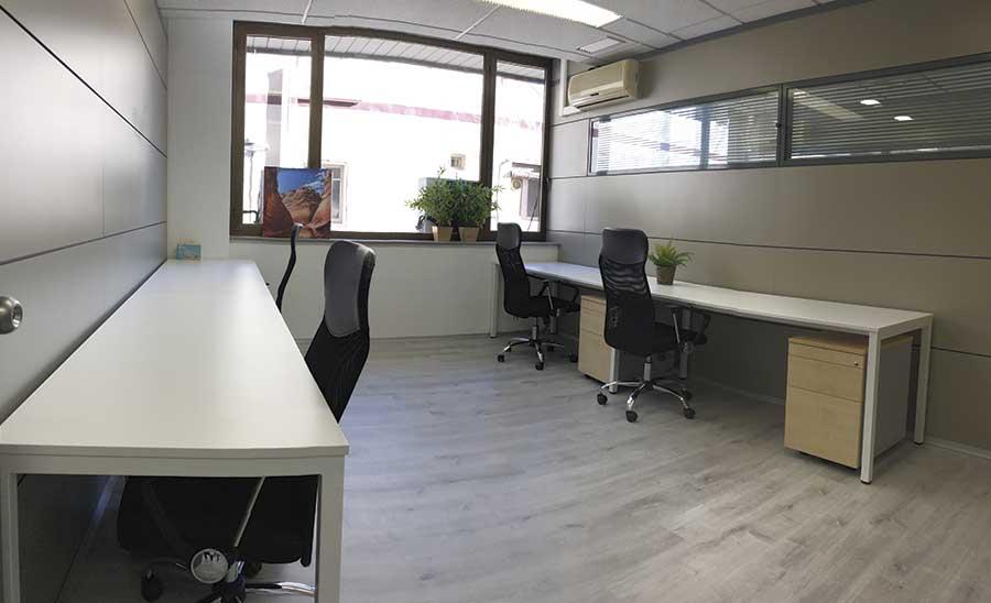 Centro de negocios en Badalona-11